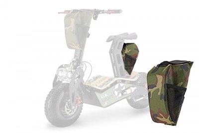 Taschen für hinten (Army)